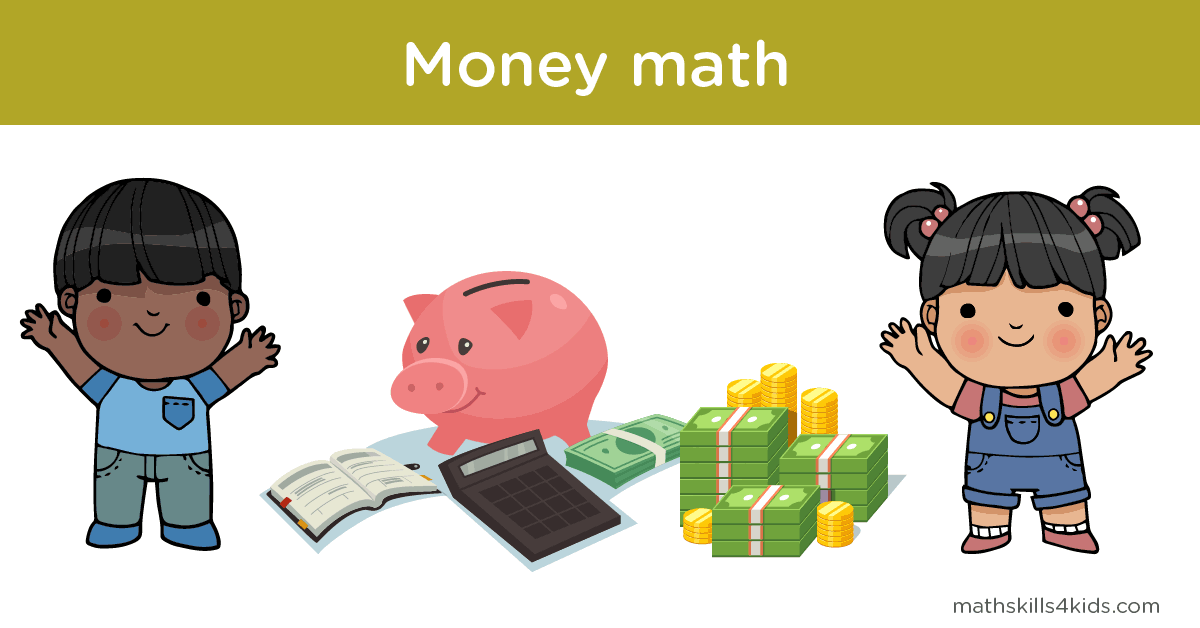 Money Math Practice - Money Math worksheets Games Word Problems