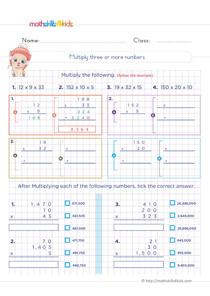 Grade 6 Math Worksheets Pdf Sixth