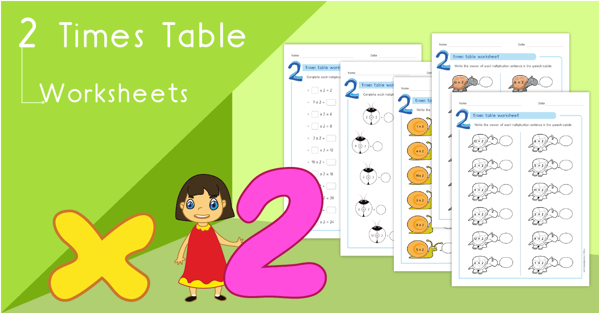 Multiply By 2 Practice - Multiplying By two Quiz - Free multiply by 2 math games online